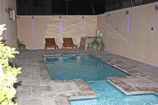 Swimming Pool Picture Of Go Green Self Catering Accommodation Cape Town Central Tripadvisor