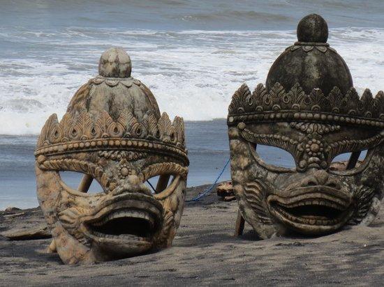 Hotel Tugu Bali: Canggu Beach