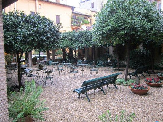 Hotel Santa Maria: trees