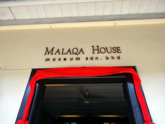Malaqa House: Front entrance