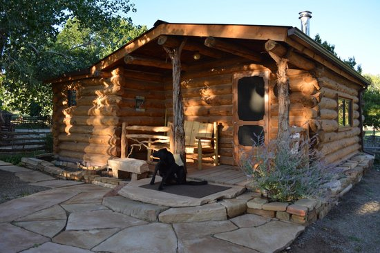 Canyon of the Ancients Guest Ranch: Cowboy Cabin