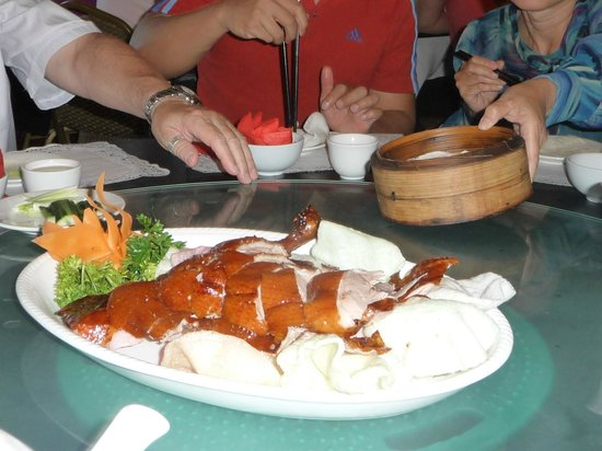 Regal Restaurant : peking duck