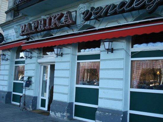 ibis Budapest Heroes Square: ресторан Паприка