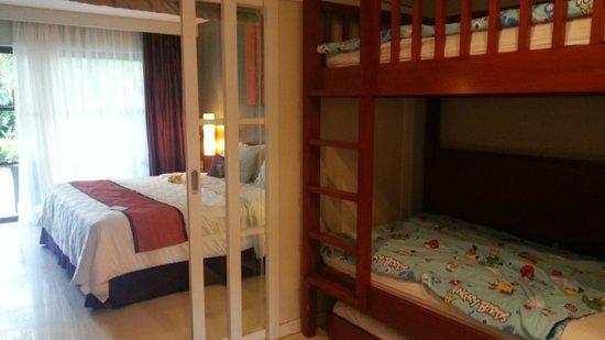 Bali Dynasty Resort Hotel: Kids' Suite