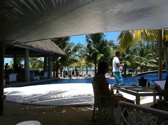 Heritage Le Telfair Golf & Spa Resort: le C beach club
