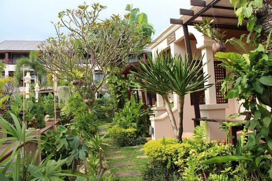 Samui Jasmine Resort: The garden villa