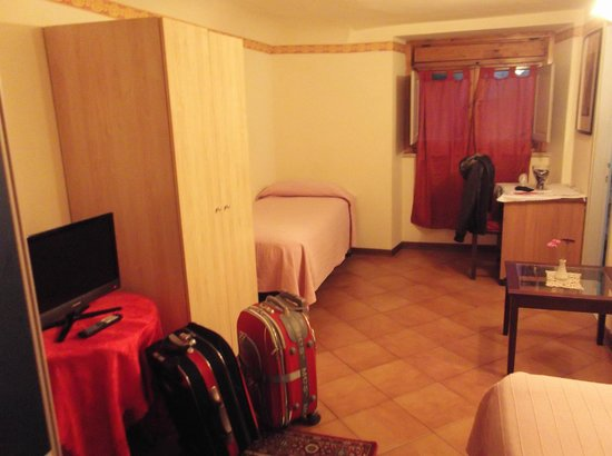 Hotel Fedora: camera