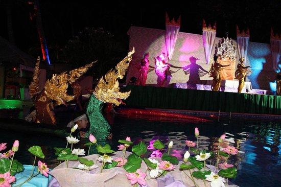 "Samui Jasmine Resort: New Year Celebration (Little ""Siam Niramit"")"