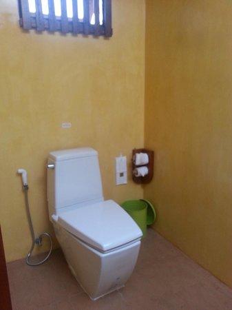 Ban Sainai Resort: WC