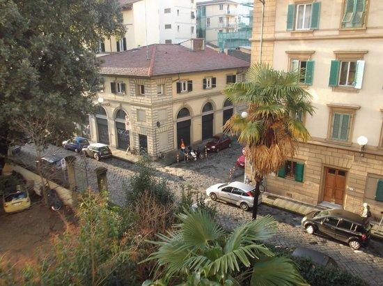 Hotel Fedora: vista dalla camera