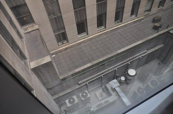 The Jewel facing Rockefeller Center: Вид из окна номера