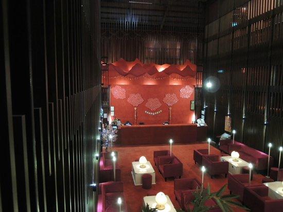 Santa Grand Hotel Lai Chun Yuen: lobby