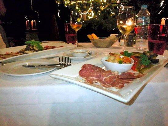 Amari Vogue Krabi: Dinner at Bellini Italian Restaurant
