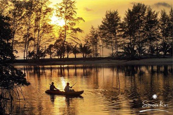 Soneva Kiri Thailand: Kayac experience at Soneva Kiri Resort in Thailand