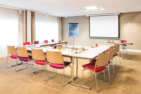 Novotel Bordeaux Centre : Salle de réunion