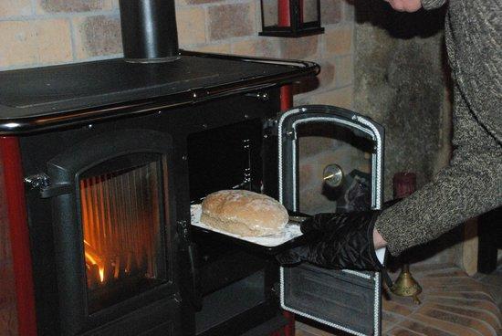 M&S Masvaudier : Pain maison cuit au feu de bois