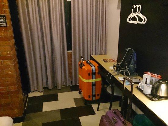 the youniQ Hotel: ルーム
