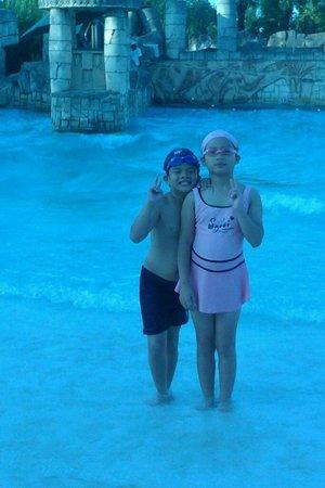 Sun Island Resorts : outside pool