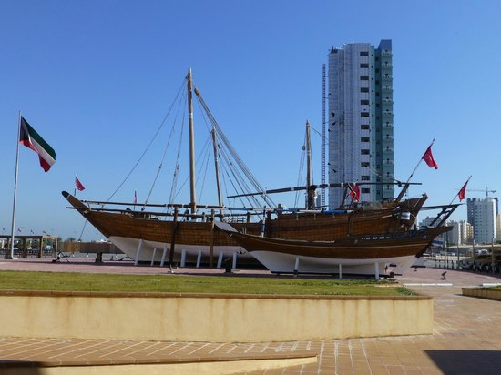 Kuwaiti Maritime Museum: Things to do in Kuwait?  Kuwait Maritime Museum