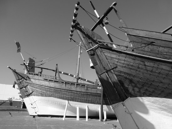 Kuwaiti Maritime Museum: Things to do in Kuwait?  Kuwait Maritime Museum