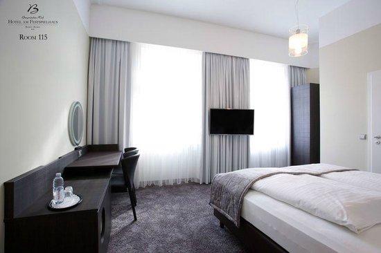 Hotel am Festspielhaus Bayerischer Hof: Doppelzimmer