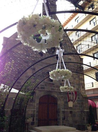 Hotel Monterey Osaka : Chapel in the garden