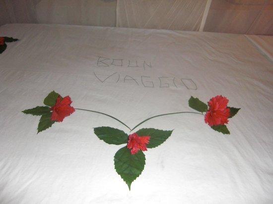 Bushbaby Resort - Malindi: letto