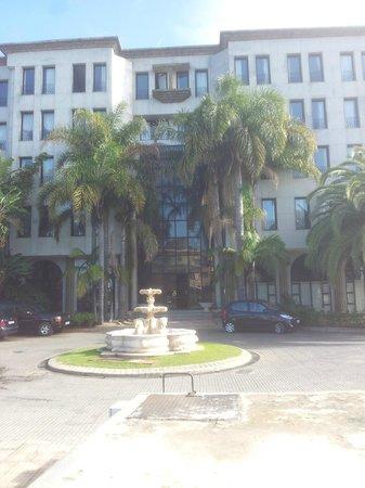 Soundouss Hotel: la facciata