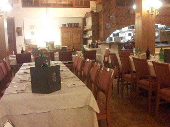 Miramonti Park Hotel: ristorante