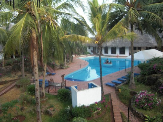 Bushbaby Resort - Malindi: pisina