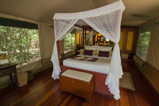 Mara Intrepids Luxury Tented Camp: Tent 15