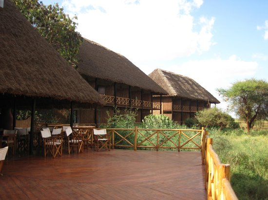 Ngutuni Safari Lodge : cemere