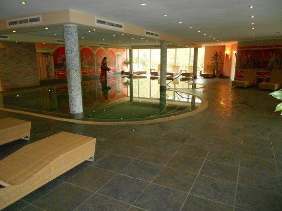 Hotel Bel Air Sport & Wellness : Piscine