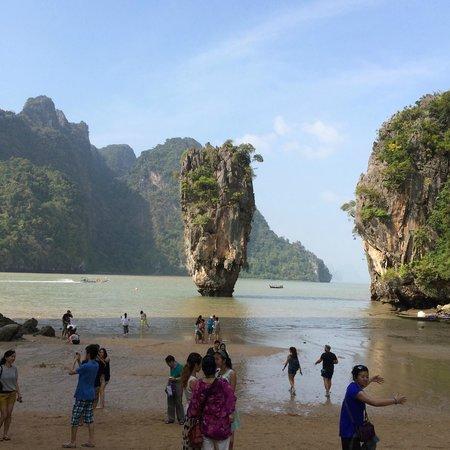 Iconic shot - Picture of James Bond Island, Ao Phang Nga National Park - Trip...