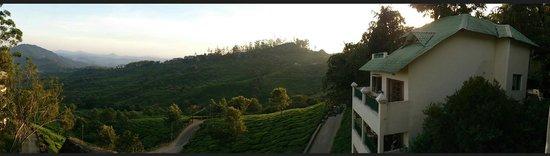 Club Mahindra Munnar : View from balcony