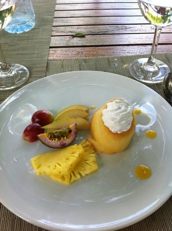 Sands Suites Resort & Spa : dessert