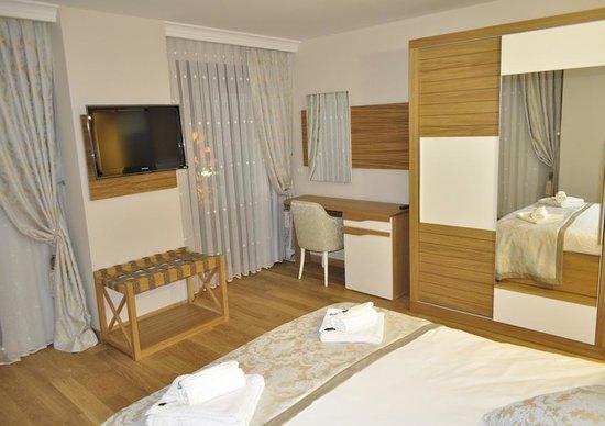 Shah Inn Hotel: room interrior