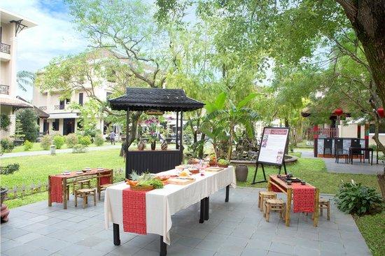 Hoi An Hotel: Cooking class