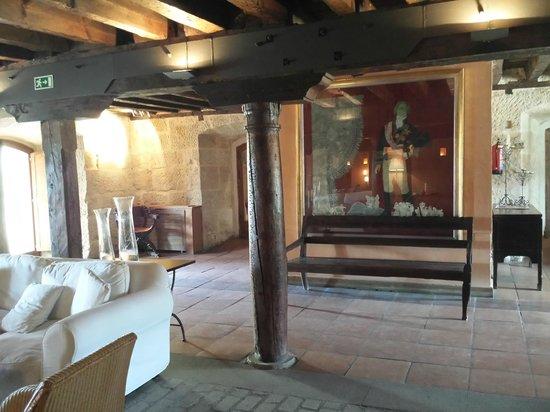 Hacienda Zorita Wine Hotel & Spa: Salas de estar
