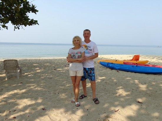 White Sand Beach Resort : Отлично отдохнули!