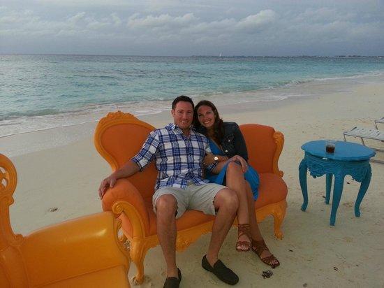 Grand Cayman Marriott Beach Resort: Sunset lounge