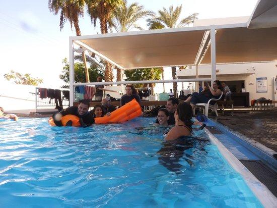 Manta Isrotel Diving Centre: Pool
