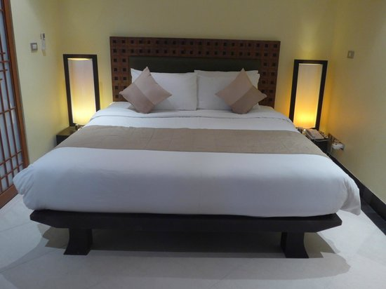 The Aspasia Phuket : Bedroom
