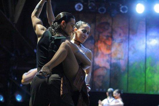 Tangol Tours : Танго