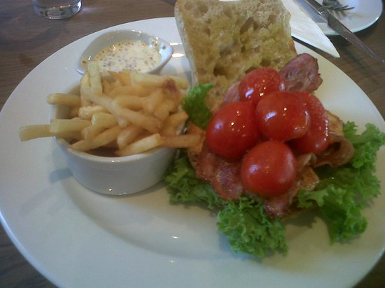 Foo Bar Cafe: Lunch