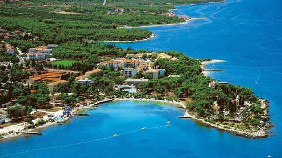 Hotel Cactus Resort Croatie