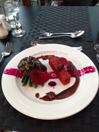 The Portage Resort Hotel: Cuisine raffinée !!!!