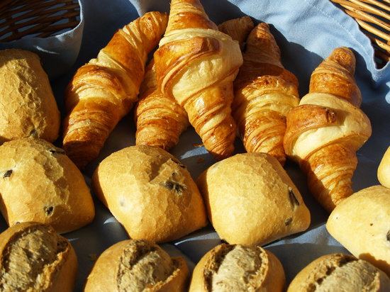 Hotel de Famille: A good start with our breakfast