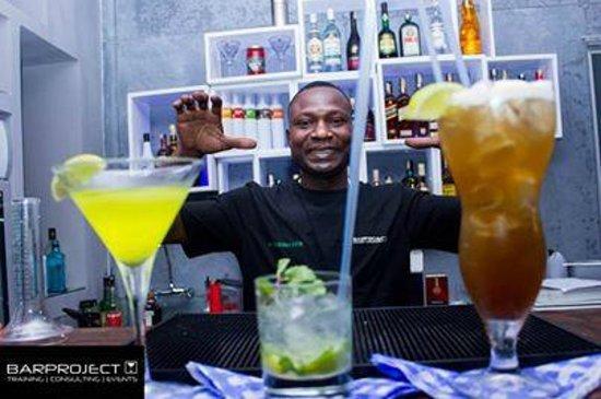 Bartender at Eataly Afterdinner