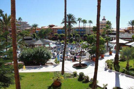 La Siesta Hotel: Pool area